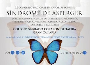 II Congreso Nacional Asperger en Canarias