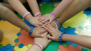 alumnos de infantil del Brithish School Tenerife