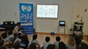 Charla concienciación en British School Tenerife