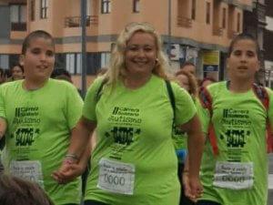 Montse Familia Conexión Autismo Canarias