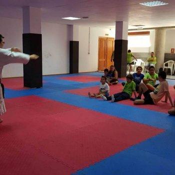 actividad deportiva en S/C de La Palma por el autismo