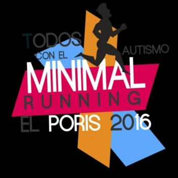 Minimal Running Poris 2016 con Conexión Autismo Canarias