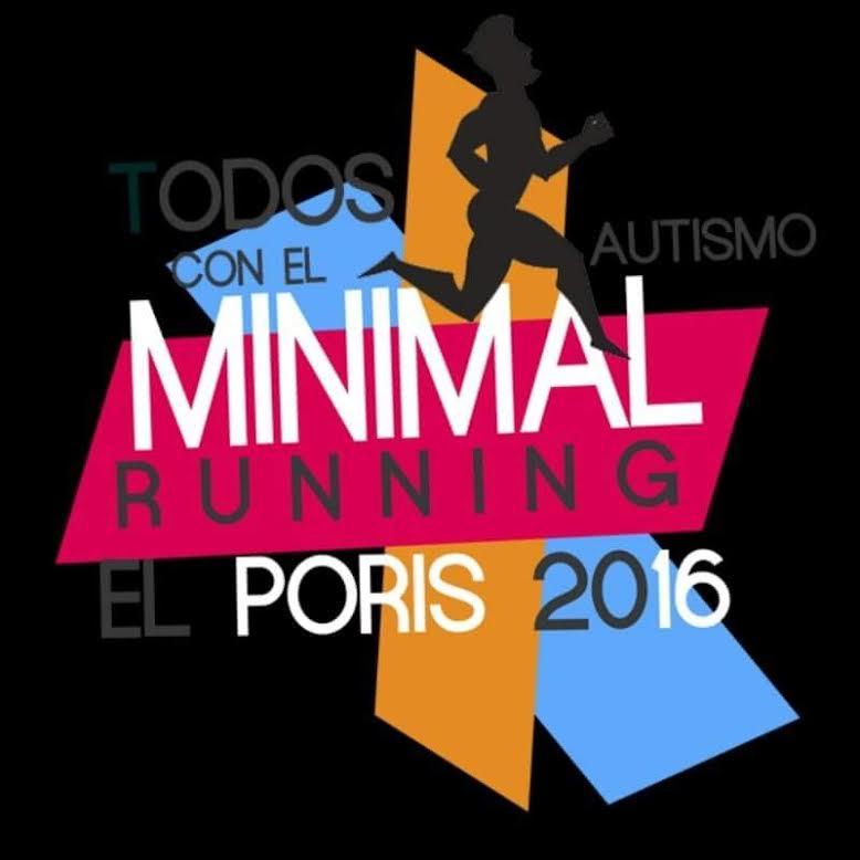 Minimal running el Poris 2016 todos con el Autismo