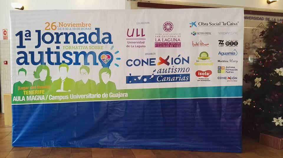 Jornada Formativa sobre Autismo con la Asociación Conexión Autismo Canarias