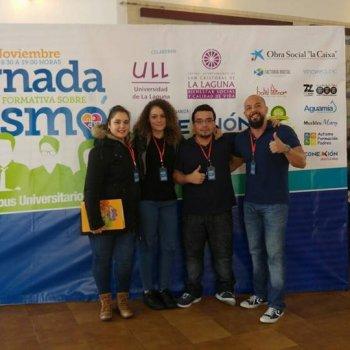 Jornada Autismo Tenerife voluntarios