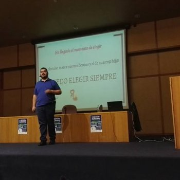 Jornada Autismo Tenerife ponencia Rafa