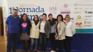 Jornada Autismo Tenerife ponentes
