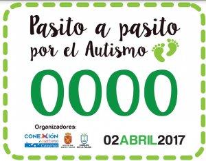 Dorsal Carrera Autismo La Palma