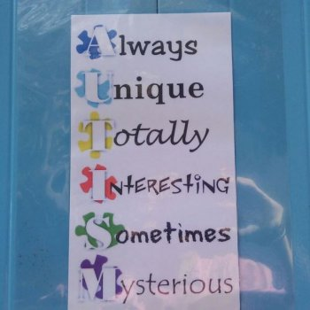 carteles hechos por los alumnos de infantil y primaria del Brithish School Tenerife