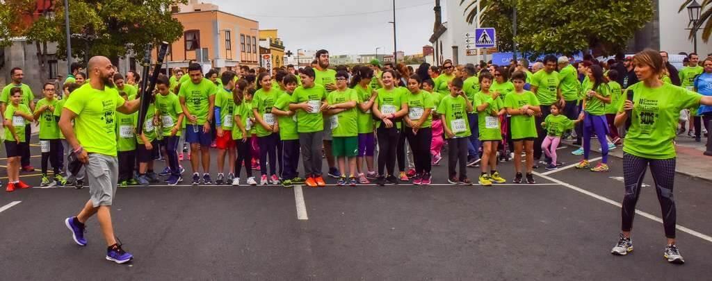 II Carrera por el Autismo en La Palma