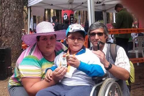 Zory Familia Conexión Autismo Canarias