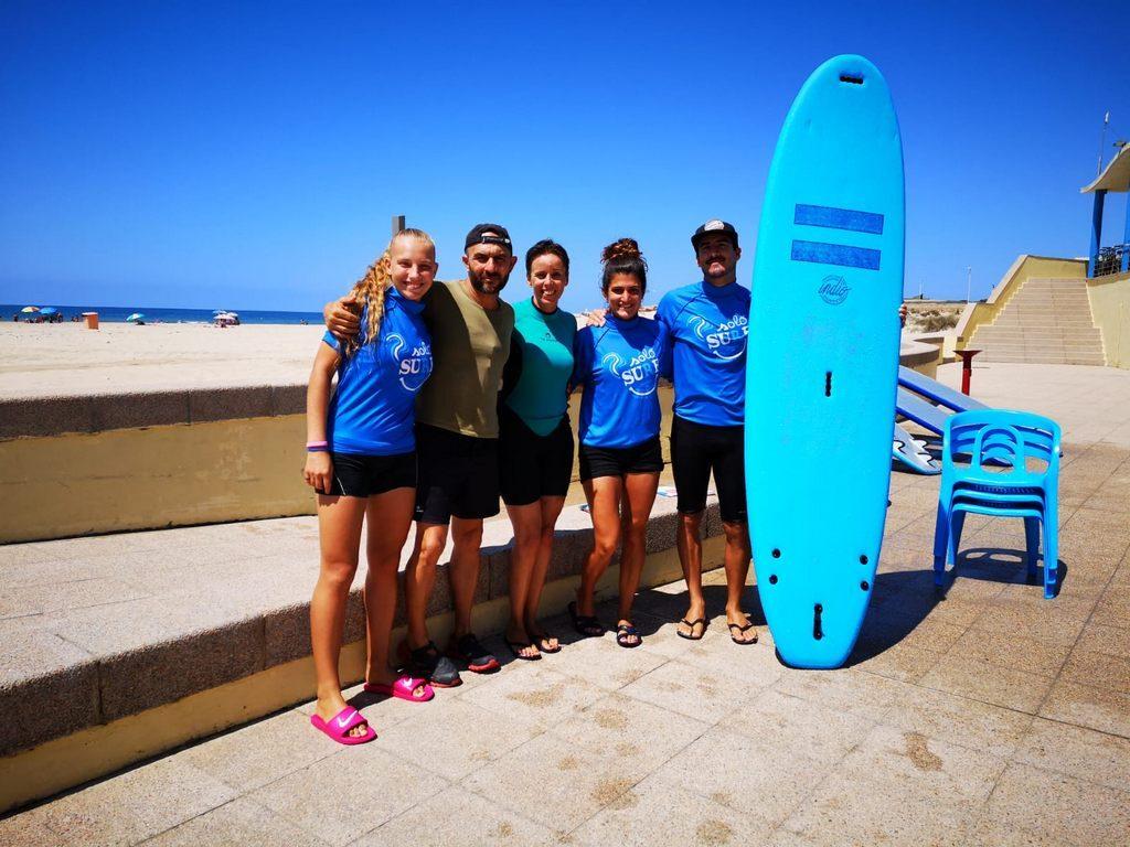 """Convenio de colaboración con asociación Solo surf para nuestro proyecto """"Olas de Ilusión con el Autismo"""""""