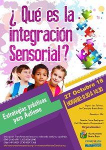 Curso Integración sensorial en La Palma