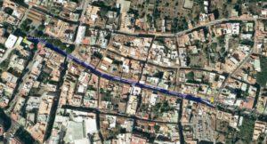 recorrido Caminata 2019